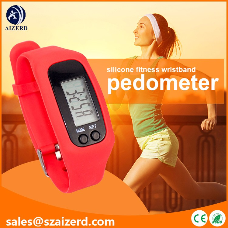 Professional Portable Calorie Pedometer with Timing Function