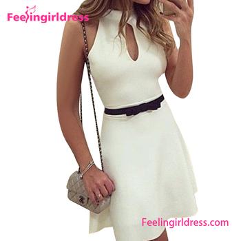 5f718b53f Nuevo Diseño Al Por Mayor Vestidos Casuales De Moda - Buy Vestido ...