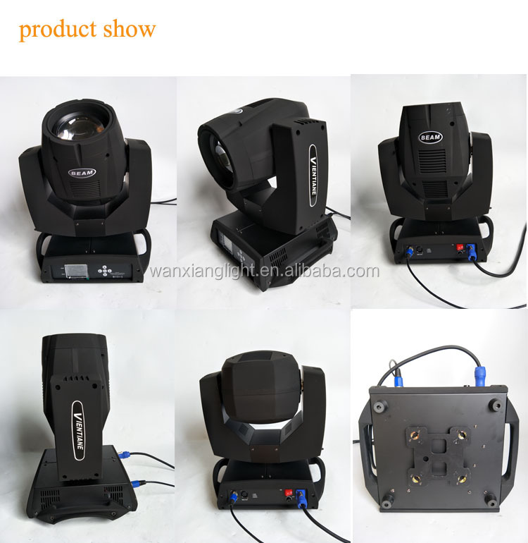 Best selling 230w 7R Hybrid Moving Head Light