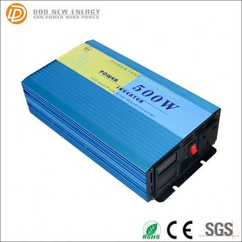 high frequency solar power 12v 220v dc to ac rechargeable 2500w rh alibaba com
