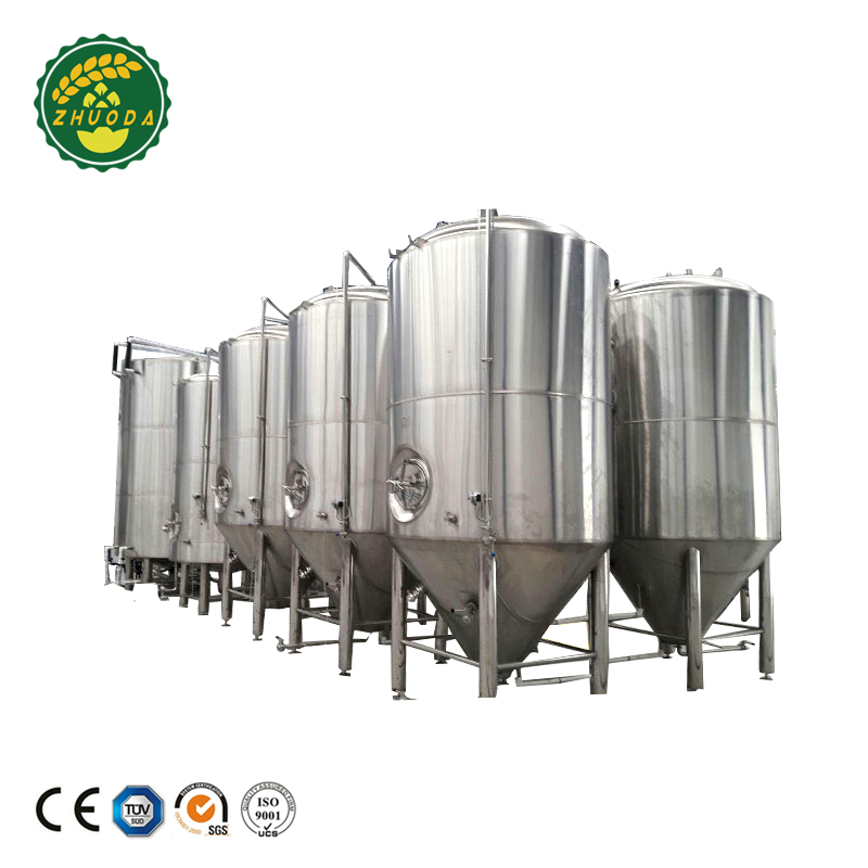 Craft Beer Factory Use Industrial Fermentation Tanks Large