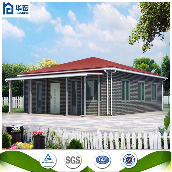 Fexible Layout Low Cost Prefab Homes For Zimbabwe