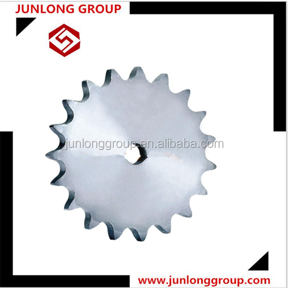 plate wheel simplex duplex sprocket with OEM inner bore and keyway