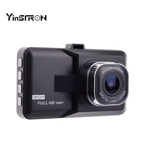 Wholesale price car camera black box 3 Inch 1080 P dvr recorder T206 HD Night Vision Parking Monitoring 12v car video recorder