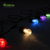 Chinlighting outdoor patio LED RGB string lights voor vakantie decoratie