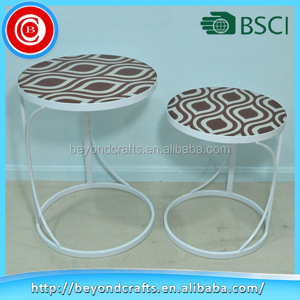 New innovative products indian metal coffee table made in china alibaba