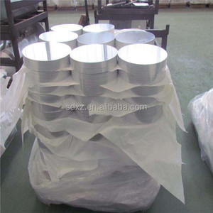1050 H0 soft 1.0mm thick aluminum circle