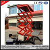 High Quality General Industrial Equipment unmovable Electric motorcycle Scissor Lift Table