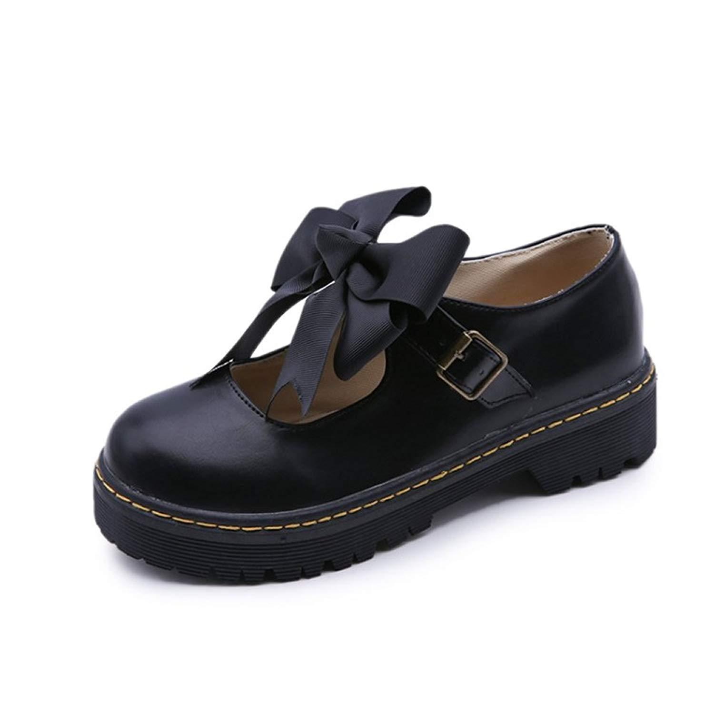 Buy TIOSEBON Womens Oxford Black Shoes Ladies Strap School Uniform Dress  Shoes in Cheap Price on Alibaba.com
