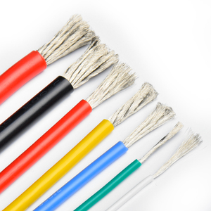 Marvelous Silicone Rubber Heat Resistance Insulation Wire Silicone Rubber Wiring 101 Capemaxxcnl