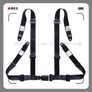 Hot selling men body harness bride 4 points harness racing seat belt