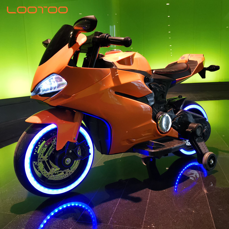 Motorcycle Wheel Logo: Best Selling Battery Operated Small Three Wheel Electric
