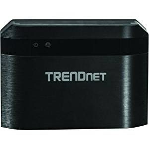"""Trendnet Tew. 810Dr Ieee 802.11Ac Wireless Router . 2.40 Ghz Ism Band . 5 Ghz Unii Band . 433 Mbps Wireless Speed . 4 X Network Port . 1 X Broadband Port . Fast Ethernet Desktop """"Product Type: Wireless Devices/Wireless Routers"""""""