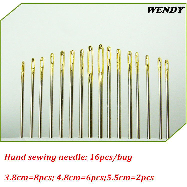 Regal Brand Golde-Eye Hand Sewing Needles With High Quality