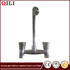 china manufacturer plastic chrome plated kitchen taps