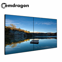46 inch Slim Gap Narrow edge 2*2 LED LCD video wall