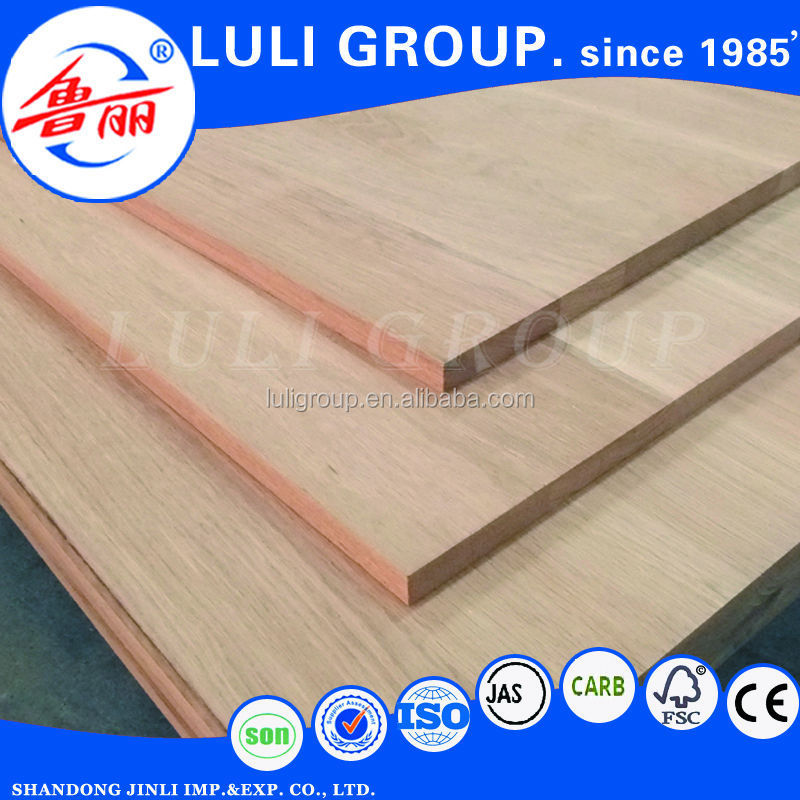 Hot sale! LULI Group 4*8ft Rubber Wood Finger Joint Board with CE/CARB/ FSC/ SGS/ ISO