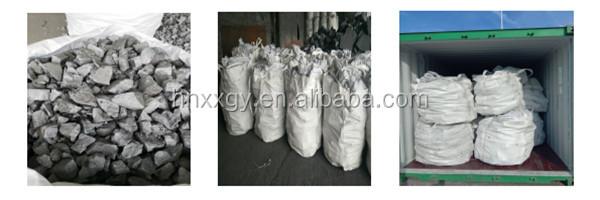 10-100mm additief antaciron lage carbon fesi silicon iron 75