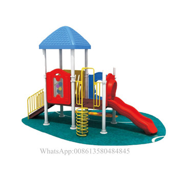 Mini Preschool Outside Children Outdoor Play Sets Playground Ground Cover Equipment Qx