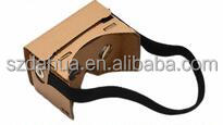 2016 Dahua cheap 3d glasses google v1 paper cardboard 3D glasses