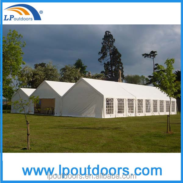 15m x 20m Luxury party tent with accessories, curtain,lining