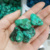Rough Turquoise Stones Jewelry Gemstone Mineral Specimen