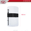 Polycarbonate Anti Riot Shield for police with baton