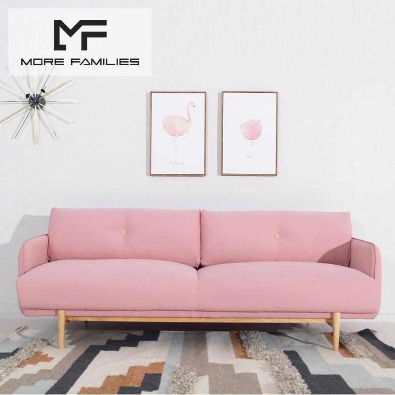 Nordic Danish Fabric Sofa Designer Creative Living Room Sofa Online ...