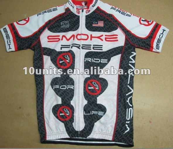 In-Stock Items Supply Type and Sportswear Product Type unique cycling jersey