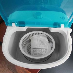 New style mini Automatic Washer Portable Washing Machine with dryer