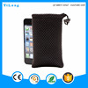 China made cheap mobile phone bag custom cell phone pouch