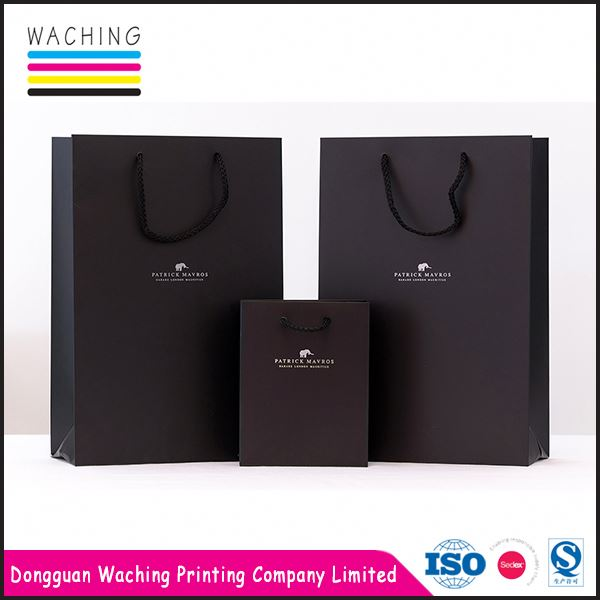 Best Prices Latest special design high end paper gift bag on sale