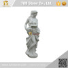 Hand carved professional natural figure marble statue