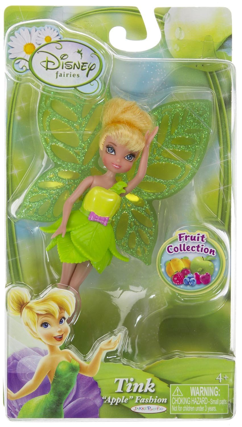 "Disney Fairies Fruit Collection - Tink ""Apple"" Fashion"