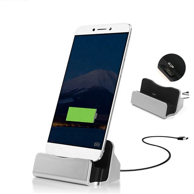 Desktop Dock Charging Charger Sync Cradle Station For OnePlus 3T