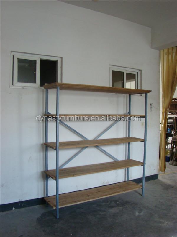 Holz wandregal design  Industrielle holz wandregal design-Anzeigen-Zahnstangen-Produkt ID ...