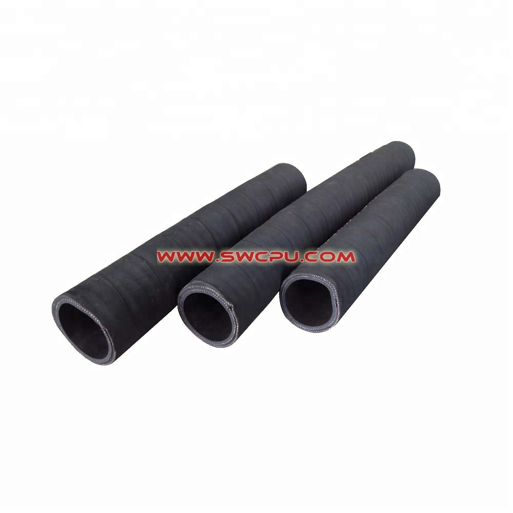 Flexible silicone rubber straight pipe elbow