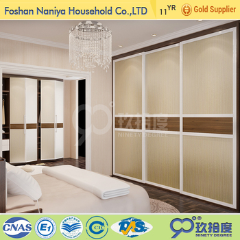 Home Furniture General Use Bedroom Door Design Sunmica With ...