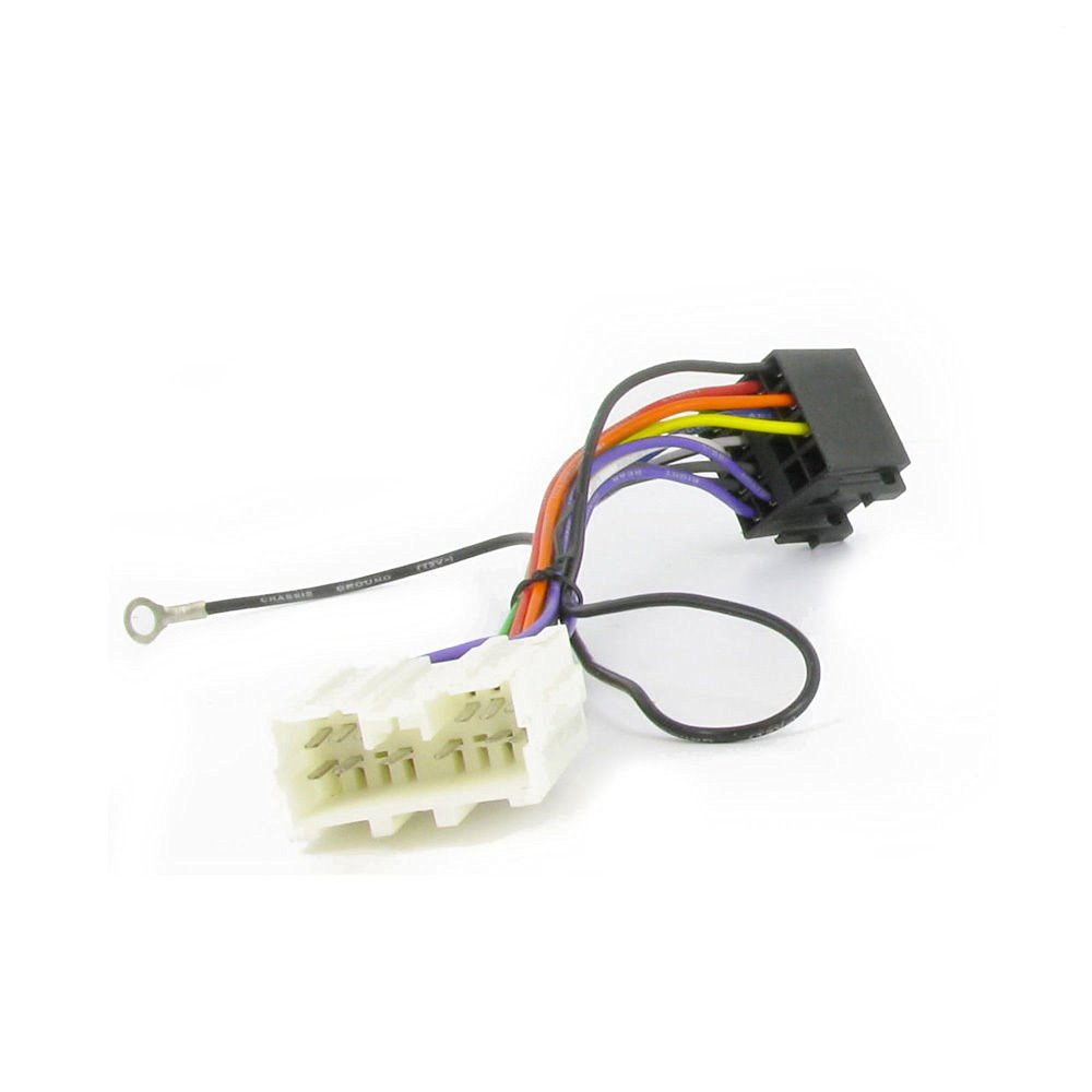 Wiring Harness Adapter for Mitsubishi Carisma 1995- ISO stereo plug adaptor