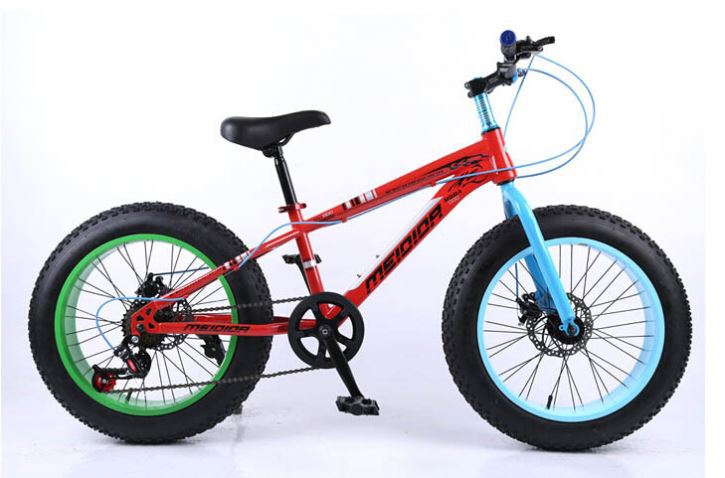 OEM Available Mountain Bike Snow Bike 26 Inch Oil Slick Bmx