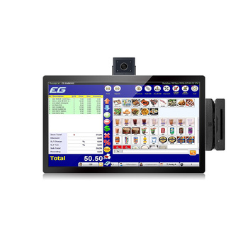 21 Inch All In One Touch Screen Android POS Tablet