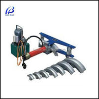 DWG-3B Plate Raw Material Acrylic Bending Machine