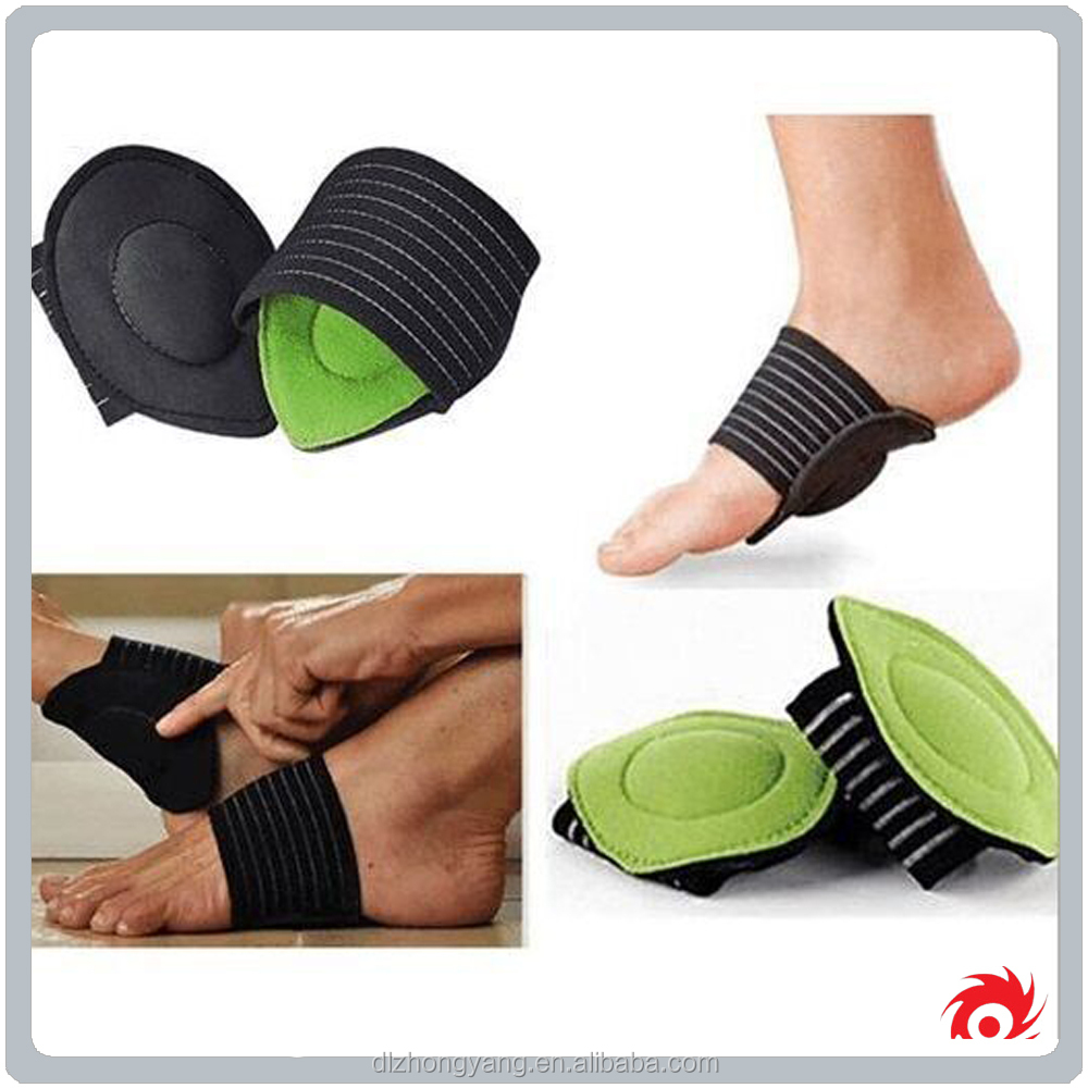 2pcs Arch Support Protect Relief Ache Pain Feet Cushion Foot Pad