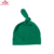 Baby Knotted Hat Solid Cotton Children Hat Baby Cap Kids Boys Girls Beanies Infant Toddler Hats