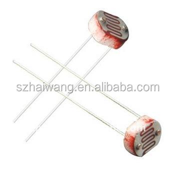 5mm Ldr Sensor Photo Resistor Mj5528(20-30k Ohm At 10lux) - Buy Ldr ...