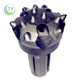 Impact hammer DTH button drilling bits
