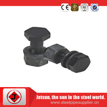 MFM, RJ, TG face din 6921 hex flange bolt, pipe flanges