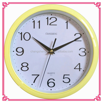Small Clock Without Tick Tock Soundkids Room Wall Clock Buy - Wall clock for kids room