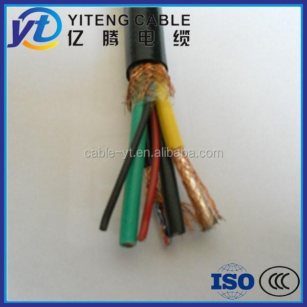 8 Pair Instrument Cable 8 Cores,Muli Cores 1~24 Pairs 0.5mm2,0.75 ...