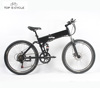 TOP CE certificated 350w Bafang rear hub motor electric bicycle bike made in China